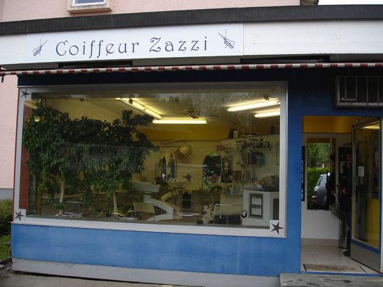 Coiffeursalon - Coiffeur Zazzi - Steinmaur